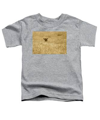 Buttercup In Sepia Toddler T-Shirt
