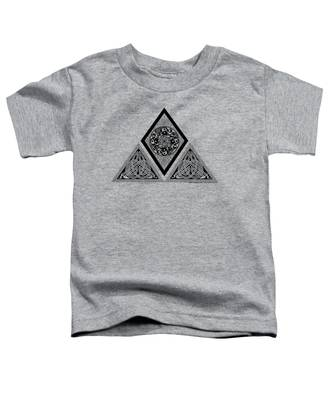 Celtic Pyramid Toddler T-Shirt