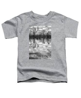 Cloudy Reflection Toddler T-Shirt