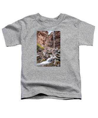 Cornet Falls Toddler T-Shirt