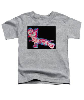 Cotton Candy Toddler T-Shirt