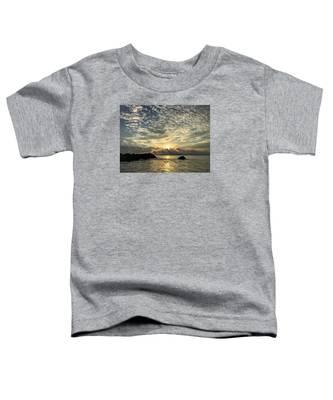 Cotton Clouds Toddler T-Shirt