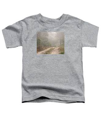 Country Road In The Morning Toddler T-Shirt