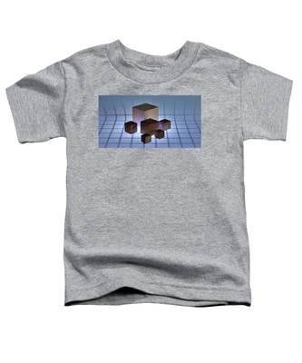 Cubes Toddler T-Shirt