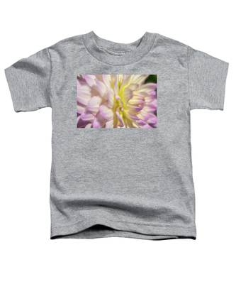 Dahlia Study 5 Painterly  Toddler T-Shirt