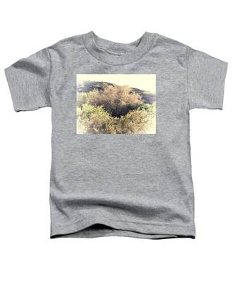 Toddler T-Shirt featuring the photograph Desert Ironwood Afternoon by Judy Kennedy