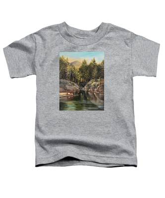 Down By The Pemigewasset River Toddler T-Shirt