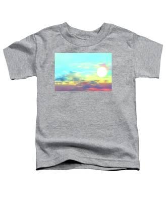 Early Morning Rise- Toddler T-Shirt