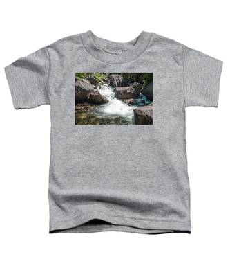 Easy Waters- Toddler T-Shirt