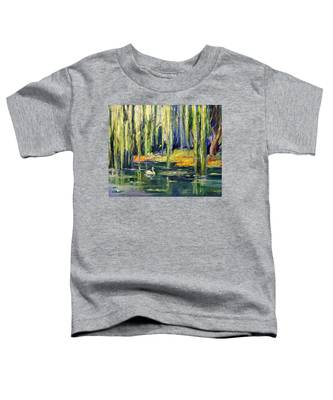 Fantasy Lagoon Toddler T-Shirt
