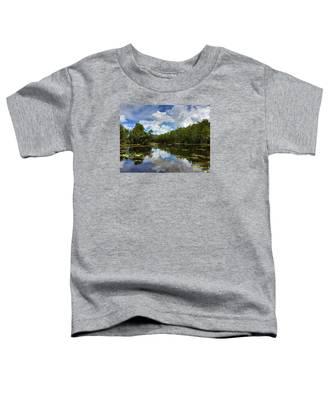 Florida Wetlands Toddler T-Shirt