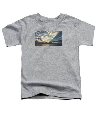 Flying To The Left Toddler T-Shirt