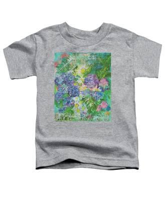 Garden View Toddler T-Shirt
