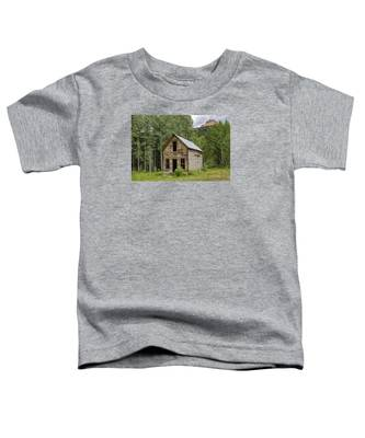 Ghost Town Schoolhouse Toddler T-Shirt