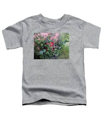 Give And Take Toddler T-Shirt