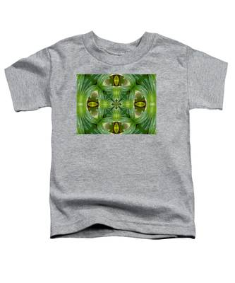 Green Glow Toddler T-Shirt