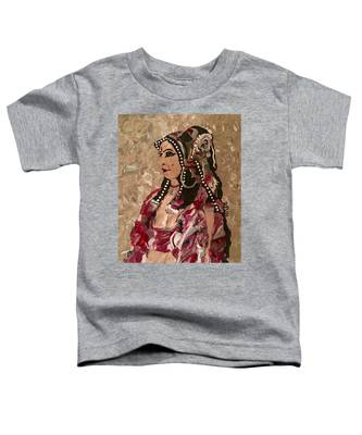 Gypsy Dancer Toddler T-Shirt