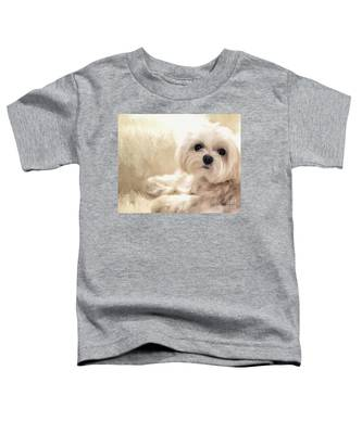 Hoping For A Cookie Toddler T-Shirt