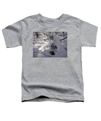 Icy Fern Toddler T-Shirt