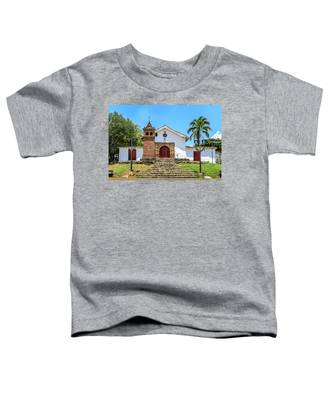 Iglesia De San Antonio Toddler T-Shirt