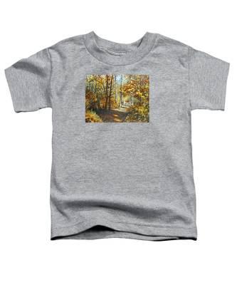 Indian Summer Trail Toddler T-Shirt