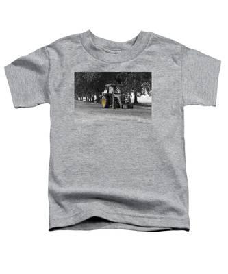 John Deere 620 In Selective Color Toddler T-Shirt