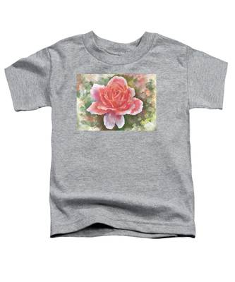 Just Joey Rose From The Acrylic Painting Toddler T-Shirt