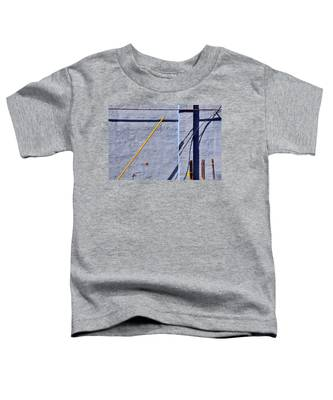 Toddler T-Shirt featuring the photograph Krishna Blue by Skip Hunt