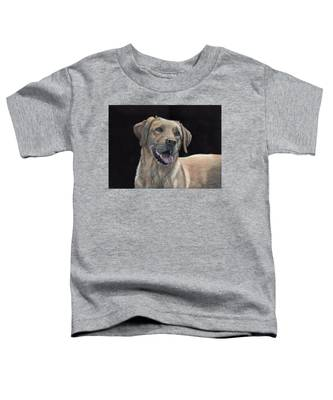 Labrador Portrait Toddler T-Shirt