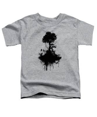 Dead Trees Toddler T-Shirts