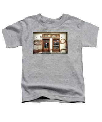 Little Craftsman' Shop - Micul Meserias Toddler T-Shirt
