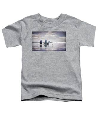 Margate Beach Relaxation Toddler T-Shirt