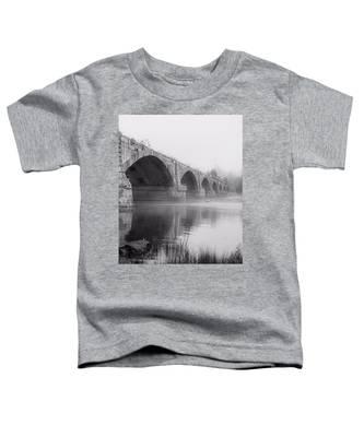 Misty Bridge Toddler T-Shirt