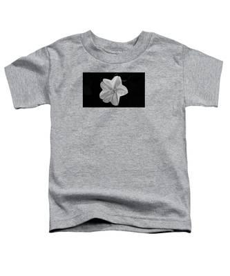 Moon Flower Toddler T-Shirt
