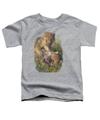 Morning Play Toddler T-Shirt