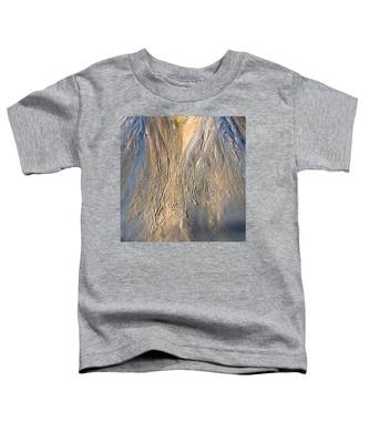 Mountain Abstract 3 Toddler T-Shirt