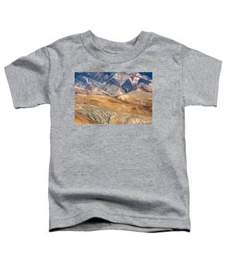 Mountain Abstract 4 Toddler T-Shirt