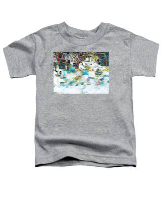 Snowy Mountains Toddler T-Shirt