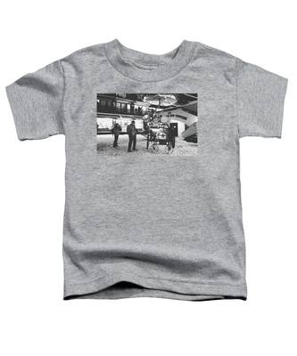 New Years Eve- Toddler T-Shirt