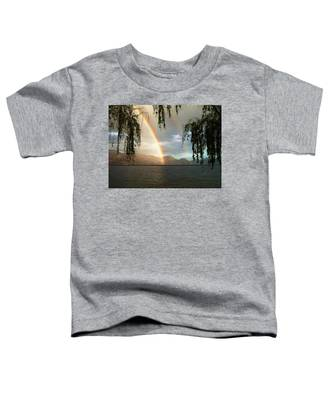 Okanagan Rainbow Toddler T-Shirt