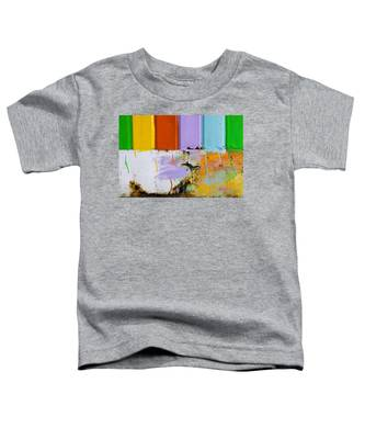 Toddler T-Shirt featuring the photograph Once Upon A Circus by Skip Hunt