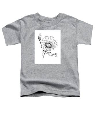Oxeye Daisy Toddler T-Shirt