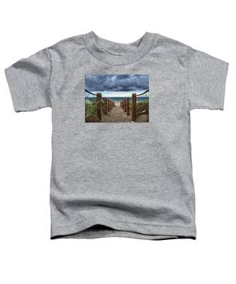 Pathway To The Clouds Toddler T-Shirt