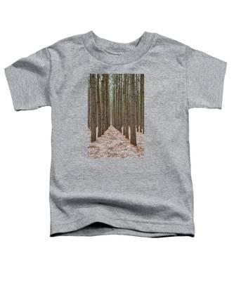 Peaceful Pines Toddler T-Shirt