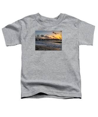 Pier Waves Toddler T-Shirt