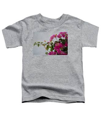 Pinks Portrait Toddler T-Shirt