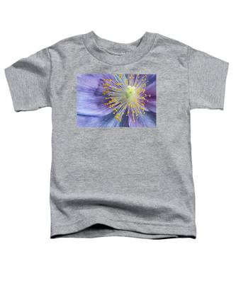 Poppy Fireworks Toddler T-Shirt