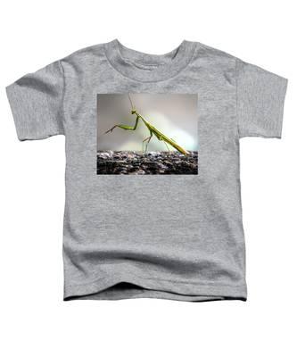 Praying Mantis  Toddler T-Shirt