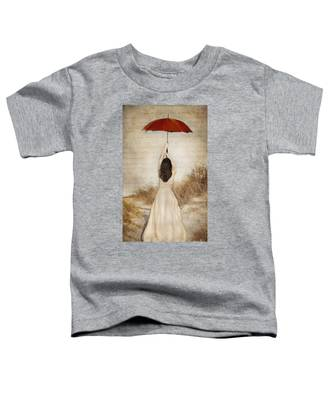 Protection Painted Lady Toddler T-Shirt