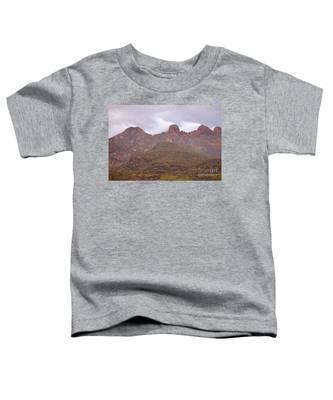 Pusch Ridge Tucson Arizona Toddler T-Shirt